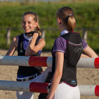 Stübben Junior back protector girls version