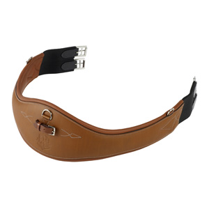 Philippe Fontaine Leather girth