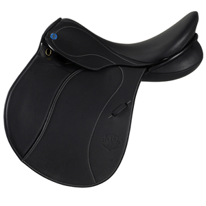 Philippe Fontaine All purpose saddle Deauville schwarz