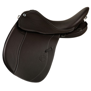 Philippe Fontaine Pleasure ride & trekking saddle Tours choco