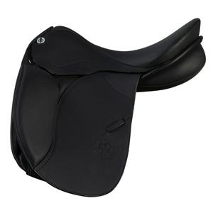 Philippe Fontaine Dressage saddle Junior schwarz