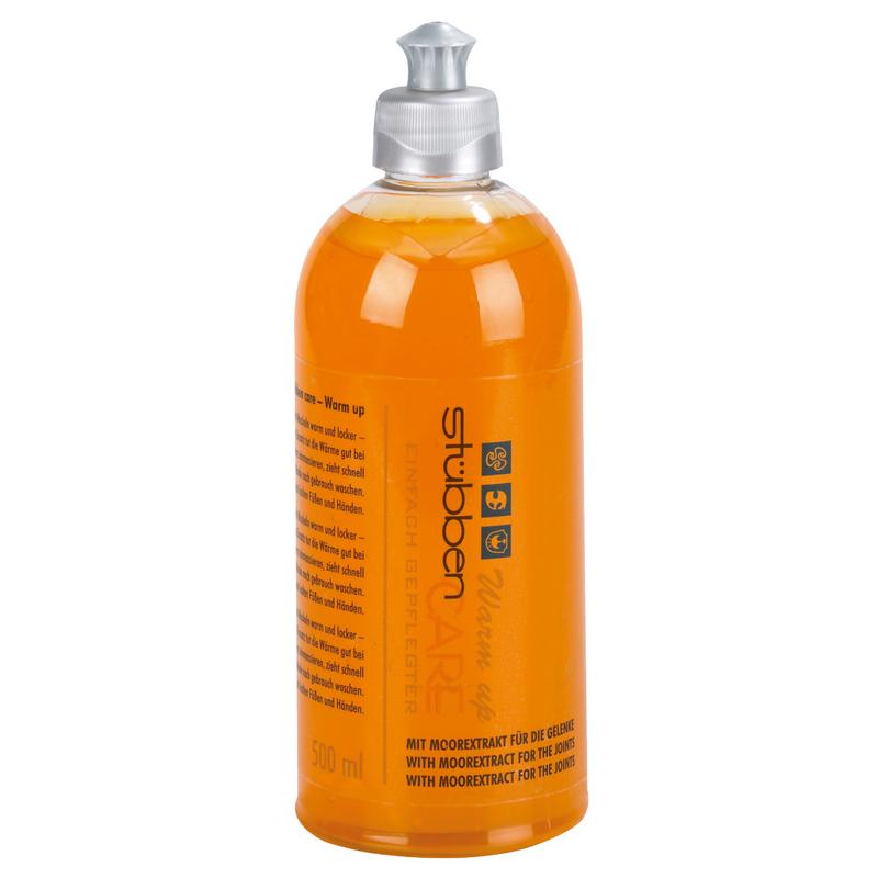 Stübben Warm Up Massagegel 500 ml